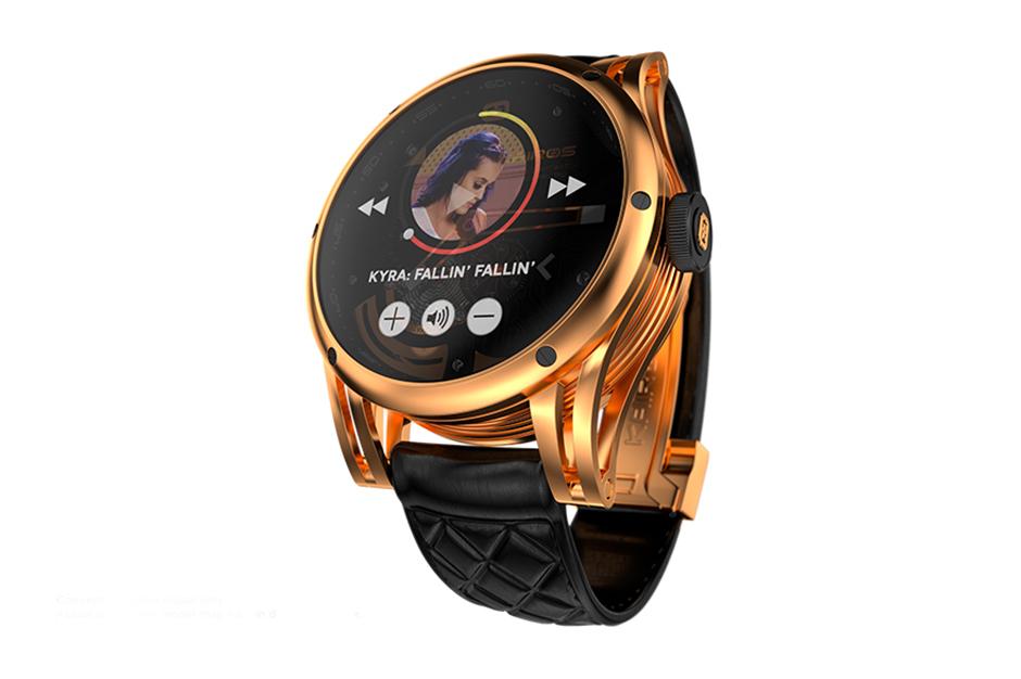 Kairos Introduces the World's First Mechanical Smart Watch
