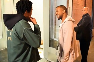 Kanye West Lets a Rapper Audition on the Street