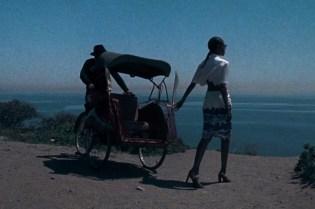 "KENZO 2014 Spring/Summer ""Dawn in Luxor"" Film by Kahlil Joseph"
