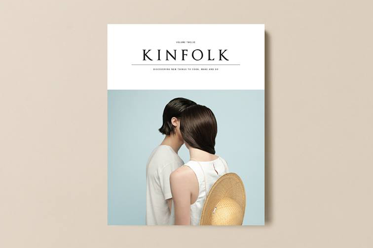 "Kinfolk Magazine Issue 12: ""The Saltwater Issue"""