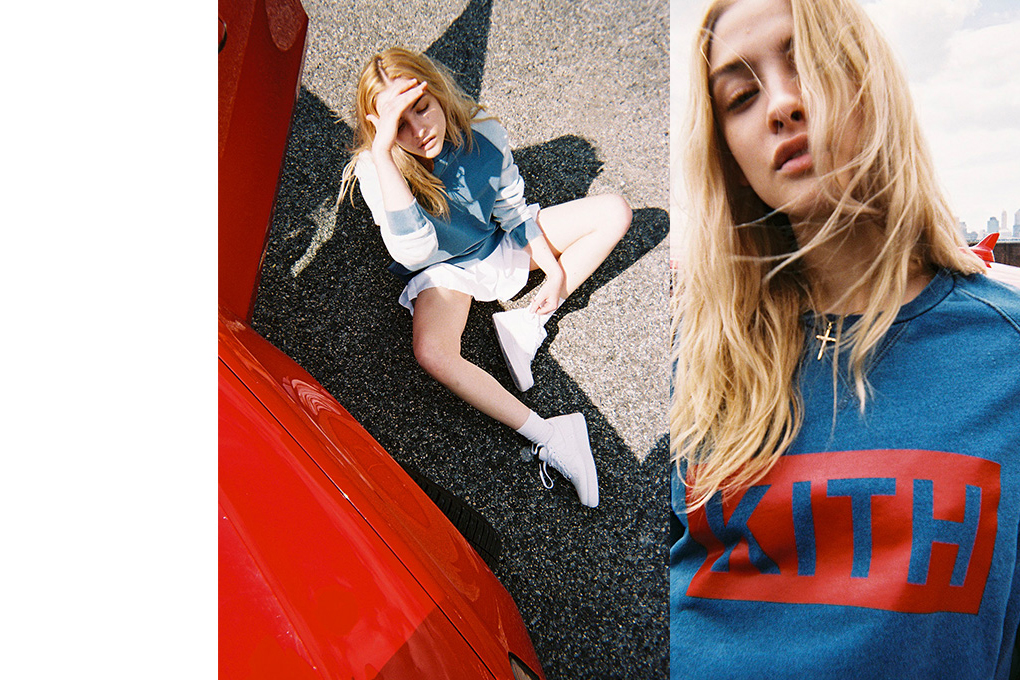 """Kith 2014 Spring/Summer """"Now Come To Me"""" Editorial"""