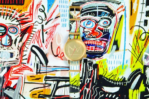 Basquiat x KOMONO 2014 Spring/Summer Watch Collection