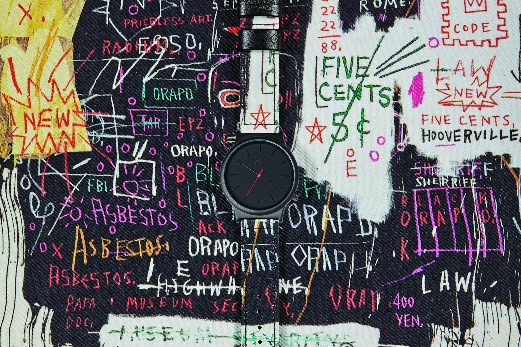 Basquiat x KOMONO 2014 Spring/Summer Watch Collection