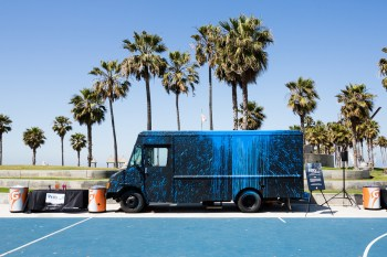 "Krink & Gatorade ""Expression of Bold and Intense Flavors"" Fierce Collective Venice Beach Event Recap"