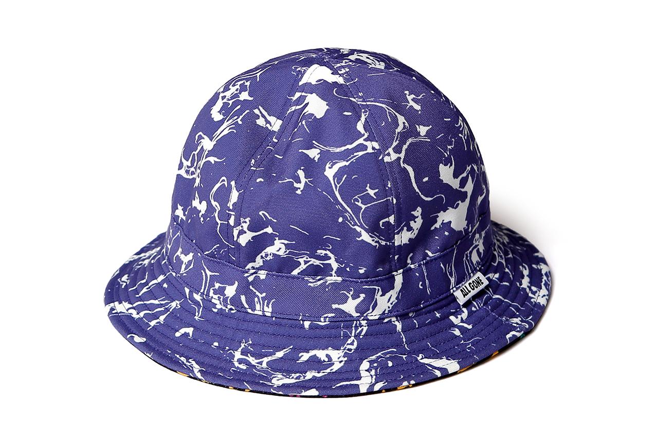 La MJC x LIFUL 2014 Spring/Summer Reversible Bucket Hat