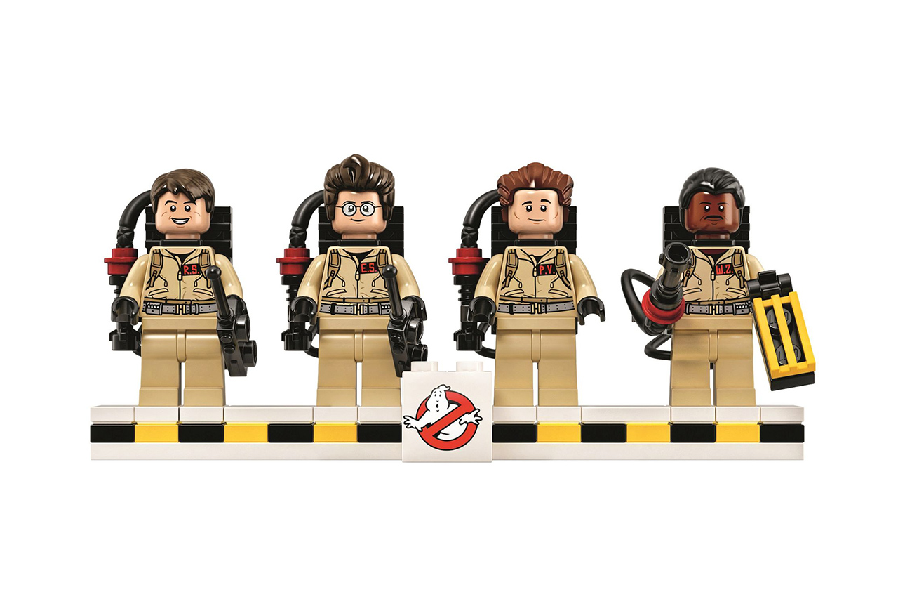 lego ghostbusters 30th anniversary set