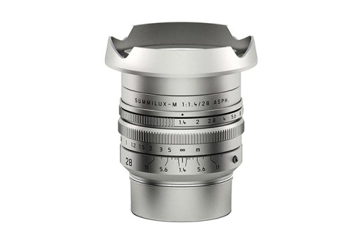 Leica M-A Film Camera and 28mm Summilux-M f/1.4 ASPH Lens