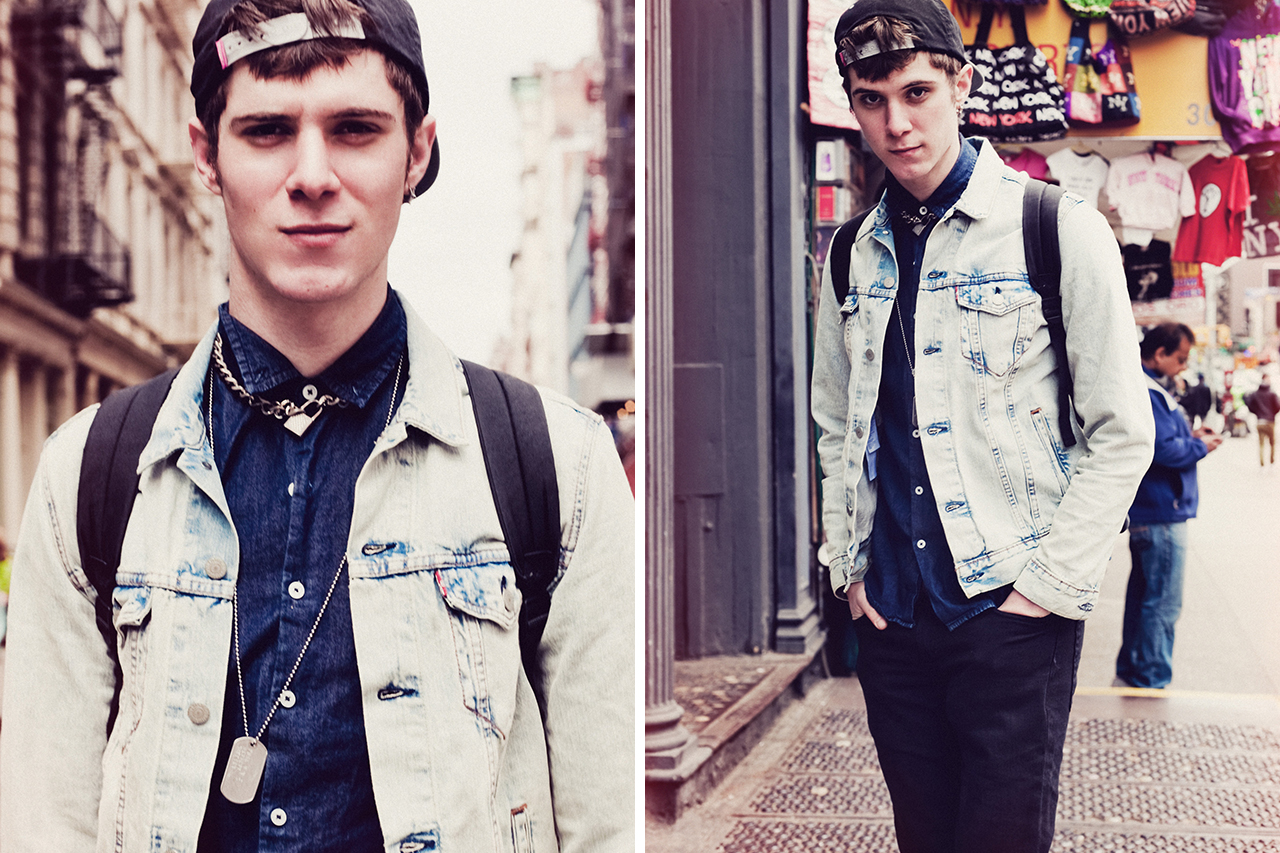 """Levi's® #Equipped 2014 Spring/Summer """"No Ordinary Day"""" Editorial"""