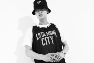 "LIFUL 2014 Summer ""Minimal City"" Lookbook"