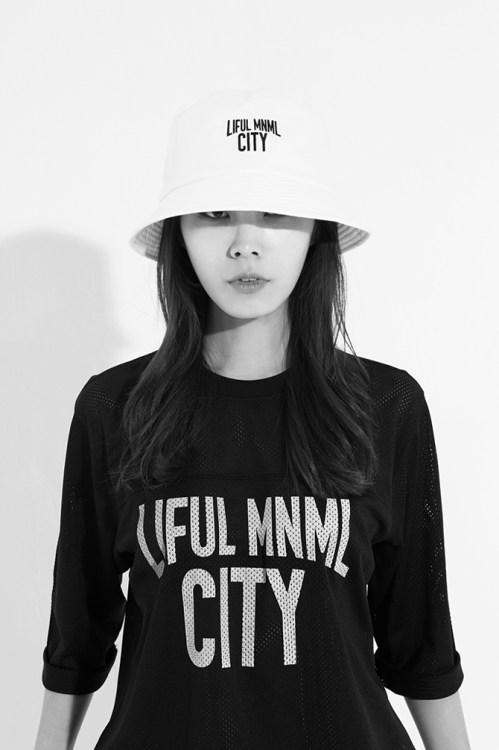 """LIFUL 2014 Summer """"Minimal City"""" Lookbook"""