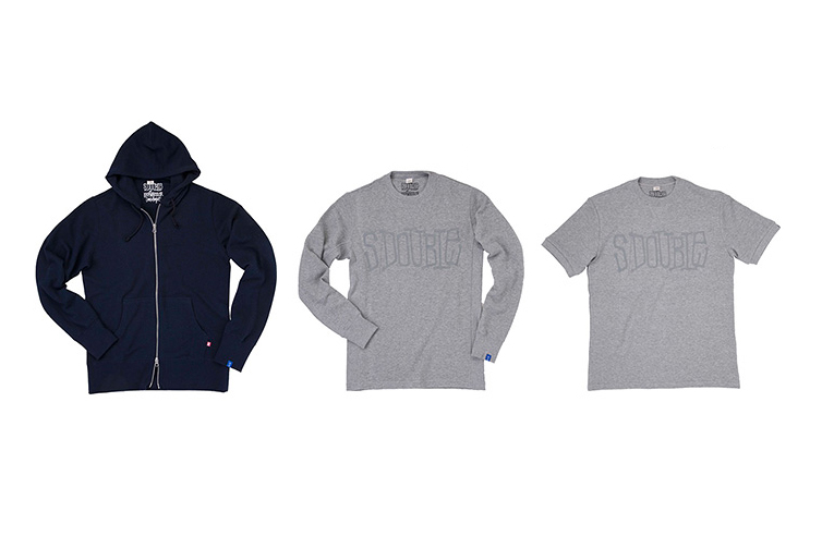 loopwheeler x s double 2014 spring summer collection