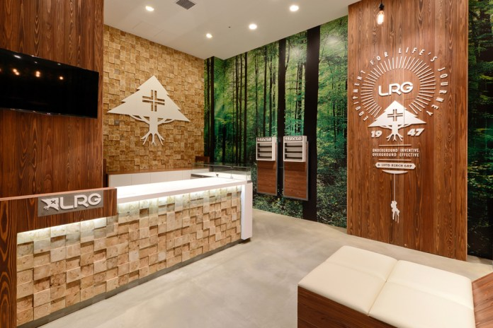 LRG Japan Opens First Location