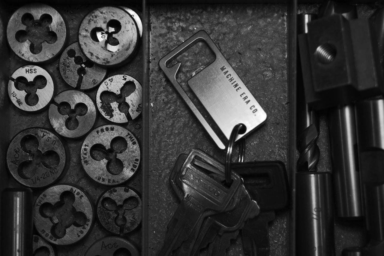 Machine Era Co. KeySquare