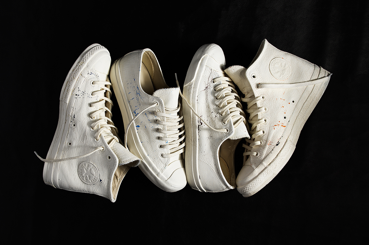 maison martin margiela x converse first string 2014 spring summer collection