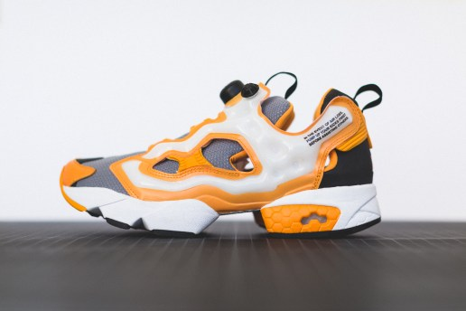 Major x Reebok Instapump Fury 20th Anniversary