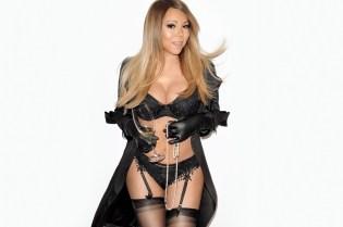 Mariah Carey Visits Terry Richardson's Studio