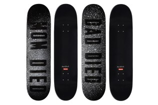 Mark Flood for Supreme Skate Decks