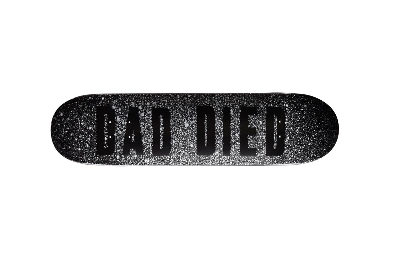 Mark Flood for Supreme Skate Decks