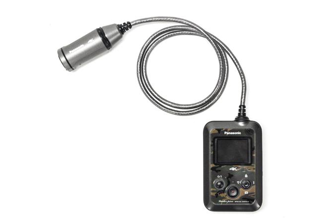 master-piece x Panasonic HX-A500