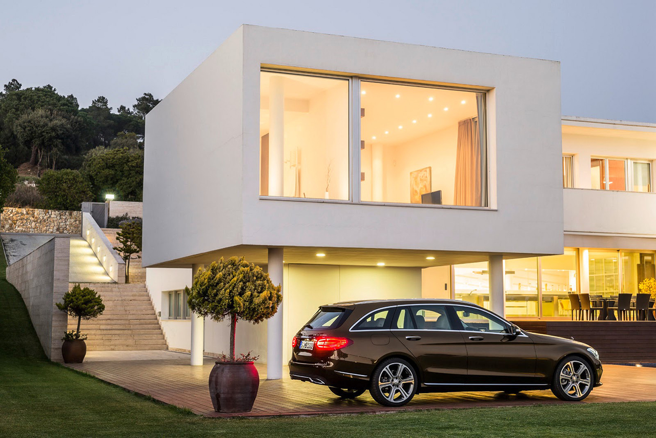 mercedes benz 2015 c class estate
