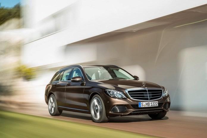 Mercedes-Benz 2015 C-Class Estate