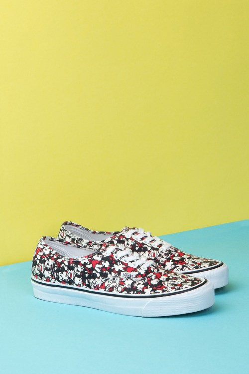 Mickey Mouse x Opening Ceremony x Vans Capsule Collection