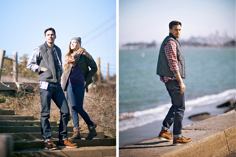 mission denim launches as denim created the traditional american way