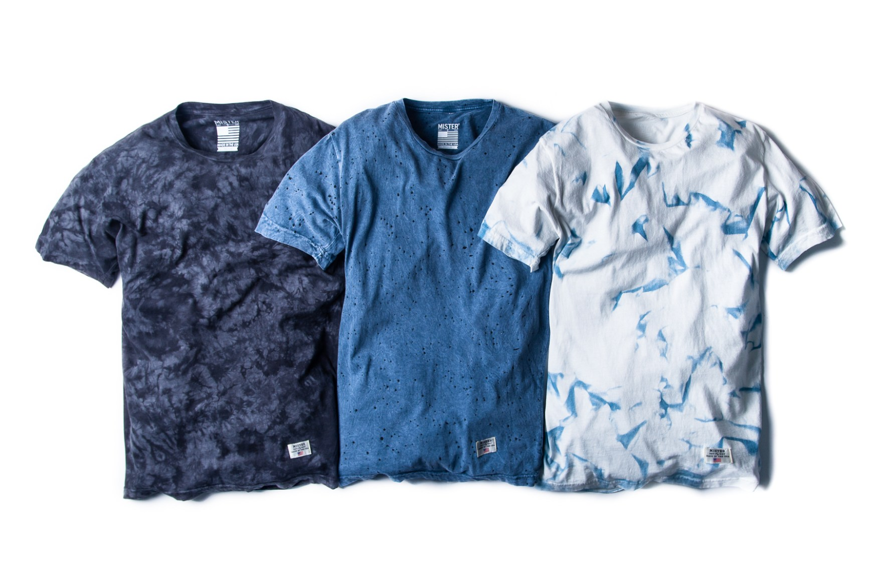 Mister 2014 Patterned T-Shirt Collection