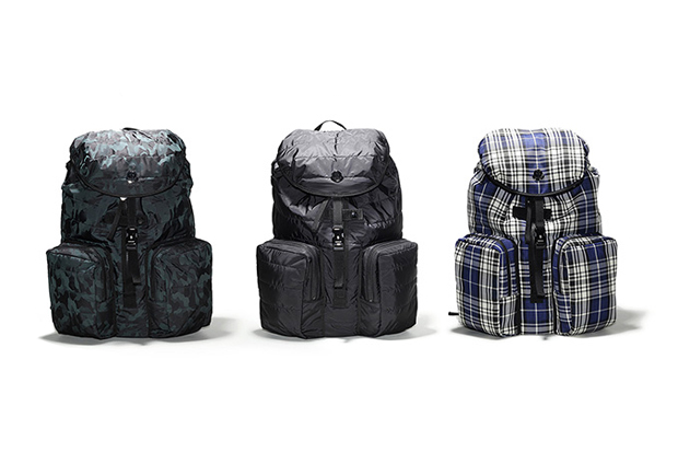 Moncler 2014 Summer Backpack Collection