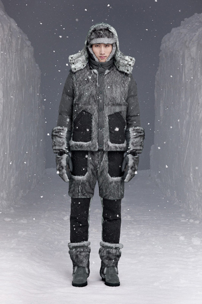 Moncler W 2014 Fall/Winter Collection