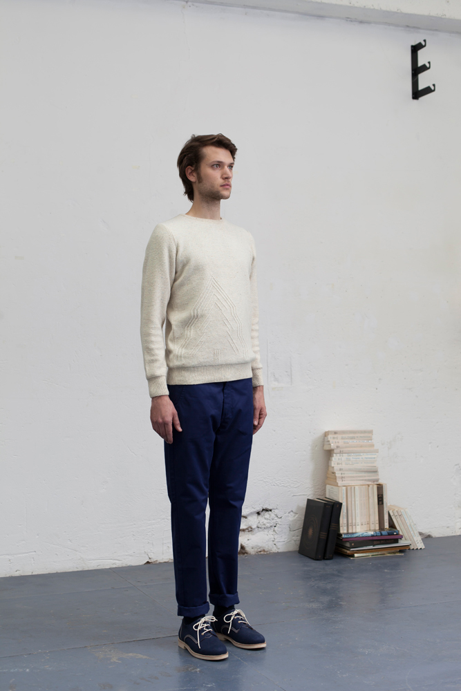 Monsieur Lacenaire 2014 Fall/Winter Lookbook