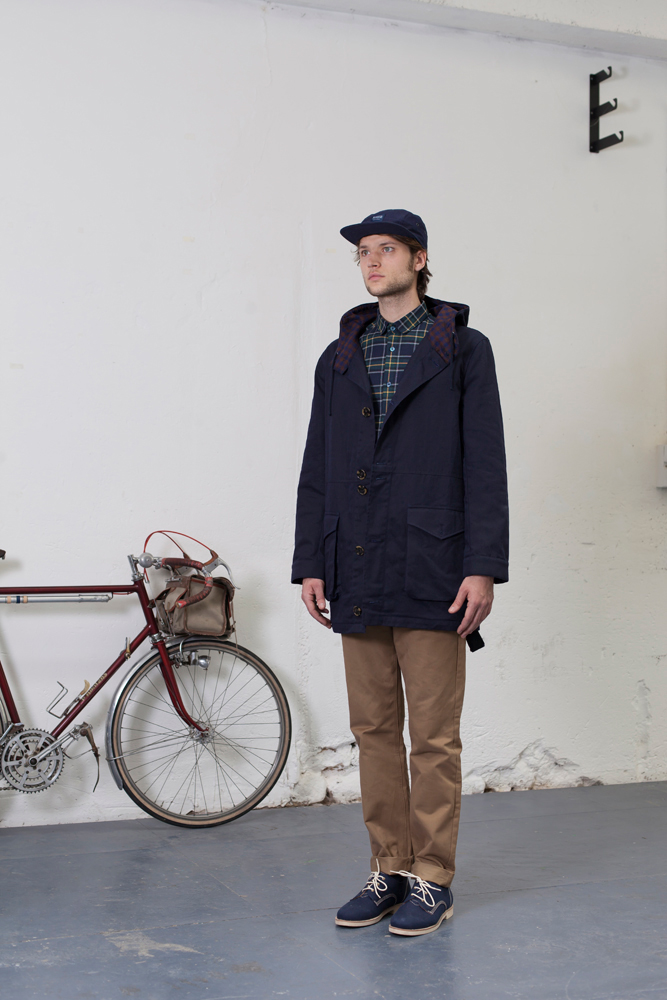 monsieur lacenaire 2014 fall winter lookbook