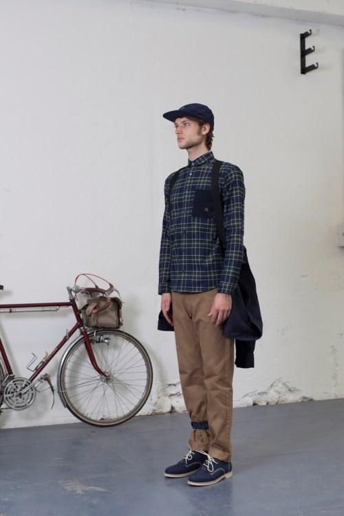 Monsieur Lacenaire 2014 Fall/Winter Lookbook