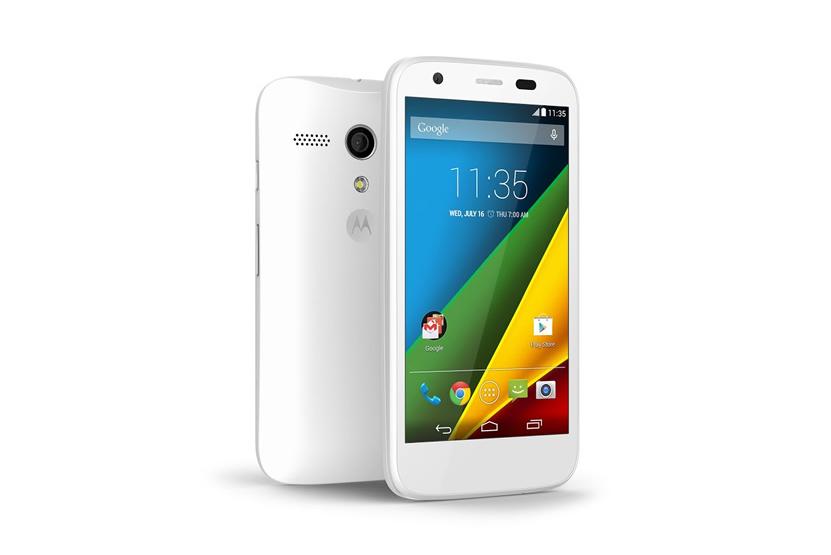 Motorola Releases the Moto G 4G LTE