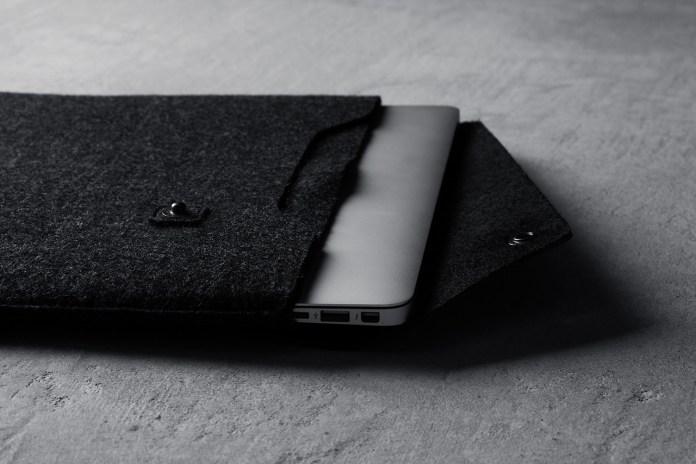 Mujjo MacBook Pro Retina Sleeve
