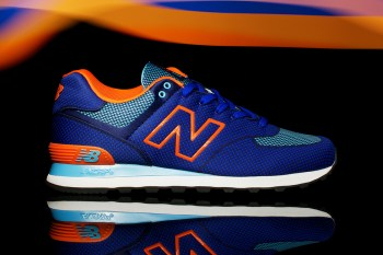 "New Balance 2014 Summer 574 ""Woven"" Pack"