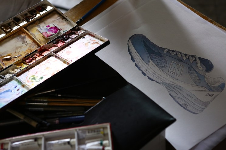 New Balance Craftsmanship Hong Kong Exhibition