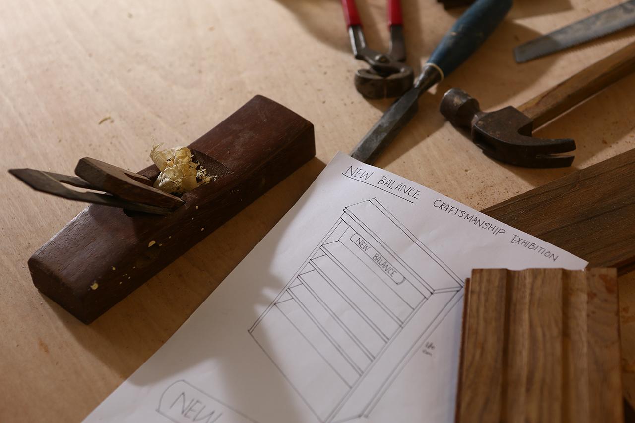 new balance craftsmanship hong kong exhibition