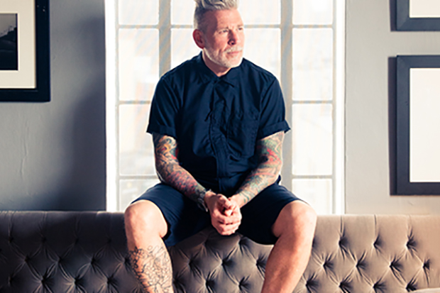 The Coveteur Takes Us Inside Nick Wooster's Closet