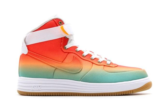 Nike 2014 Spring/Summer Lunar Force 1 Hi