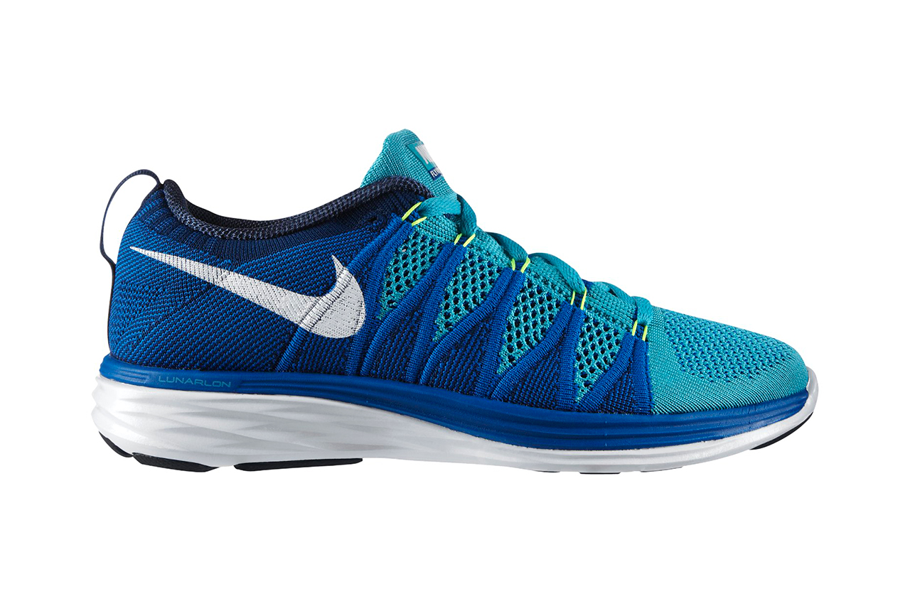 Nike 2014 Summer Flyknit Lunar 2 Collection