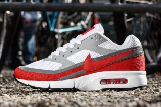 Nike Air Classic BW Breathe White/Light Crimson-University Red