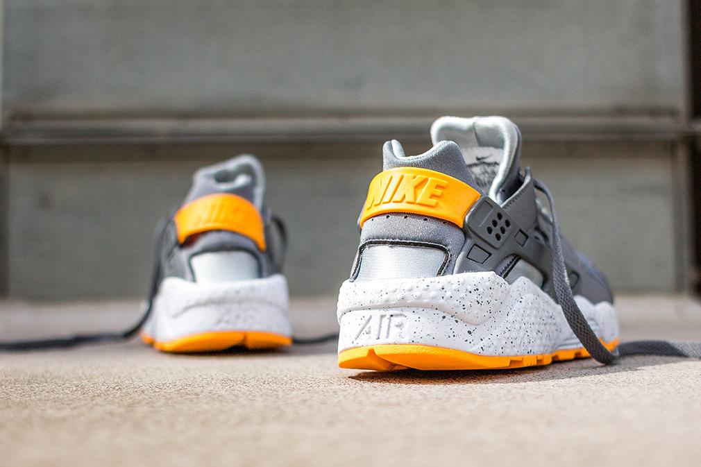 Huaraches Nike Grey And Orange