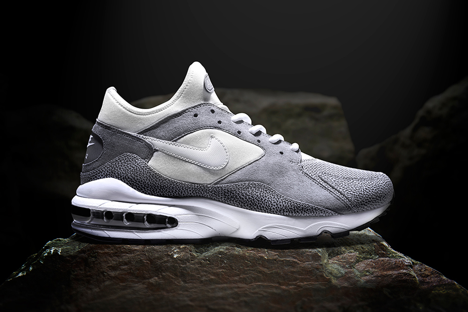 """Nike Air Max 93 """"Metals"""" size? Exclusive"""