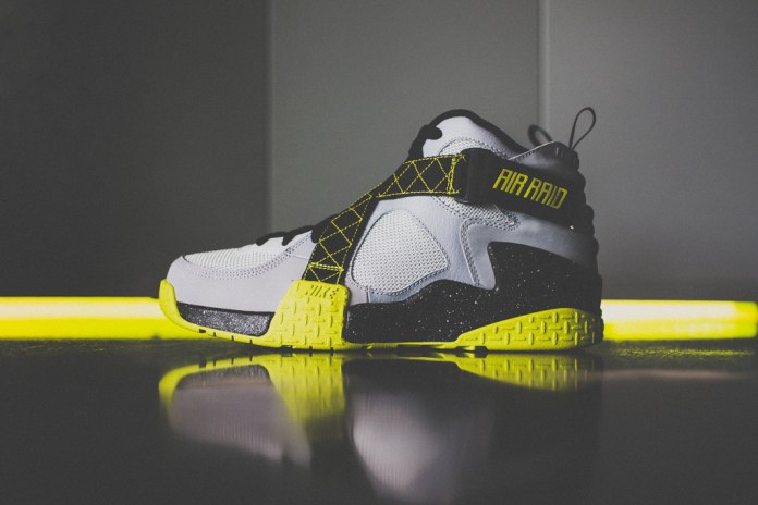 "Nike Air Raid OG ""Venom Green"""