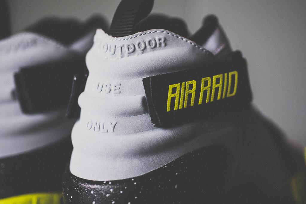 """Nike Air Raid OG """"Venom Green"""""""