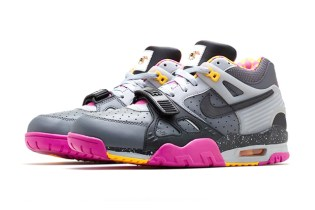 "Nike Air Trainer III Premium ""Bo Knows Horse Racing"""