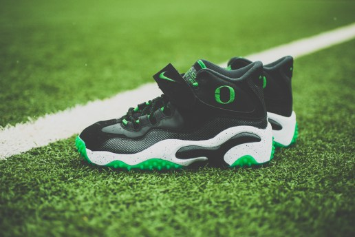 "Nike Air Zoom Turf ""Oregon Ducks"""