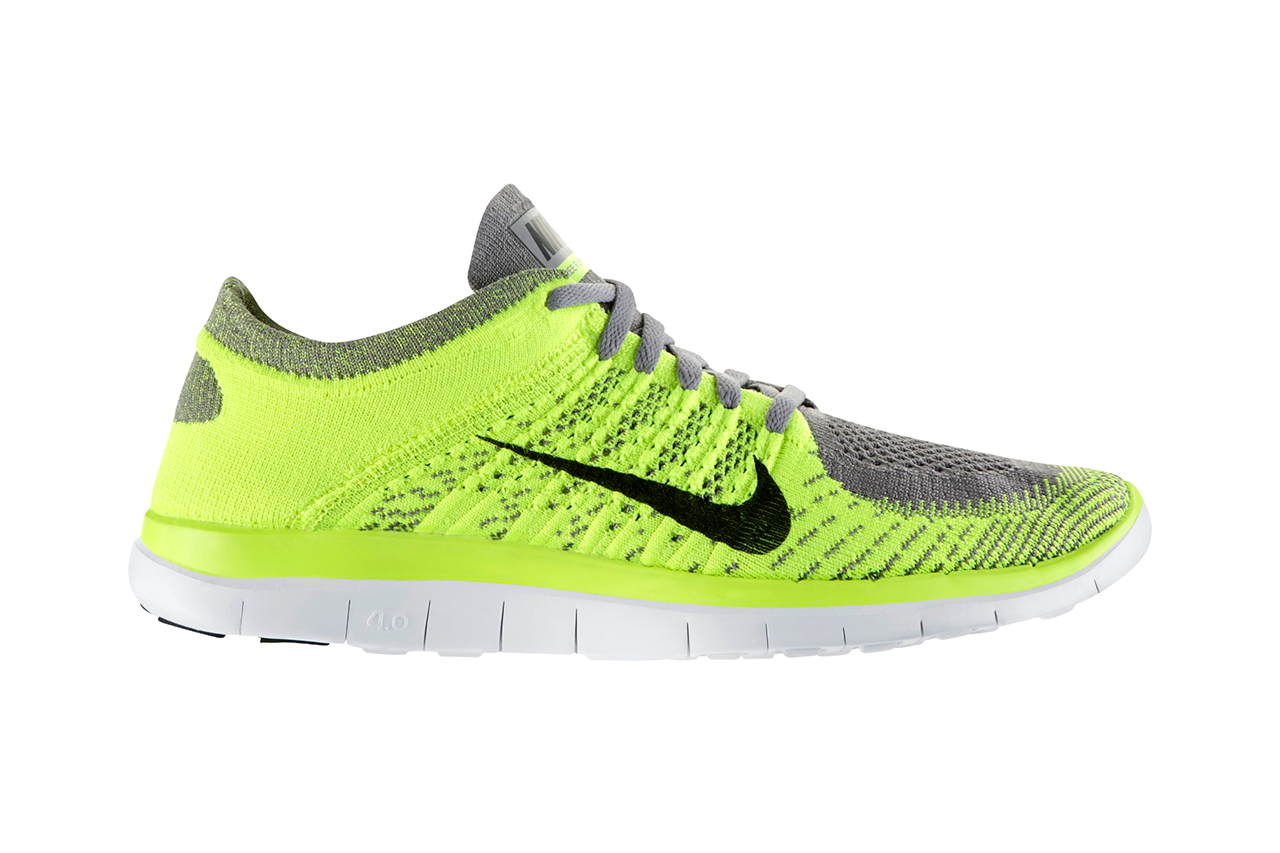 nike free 4 0 flyknit 2014 summer collection
