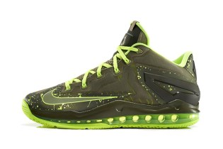 "Nike LeBron 11 Max Low ""Dunkman"""